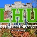 Plan Your Free Online Education at Lifehacker U: Fall Semester 2015