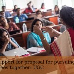 No support for proposal for pursuing two degrees together: UGC