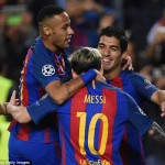 Luis Suarez expresses desire to finish career at Barcelona but admits he is open to Ajax return 'to say thanks for making me famous'