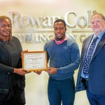 Rowan College at Burlington County student wins National Distance Learning Week Scholarship