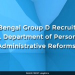 West Bengal Group-D Recruitment Board (WBGDRB): Apply Now For 6000 Group D Posts