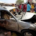 Somalia Mogadishu car bomb: At least 16 people killed