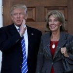 Conservative group urges Betsy DeVos to dismantle federal education department
