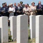 Passchendaele: Ceremony honours 'bravery'