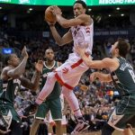 DeRozan delivers career-best performance with 52 points