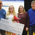 Exeter-Milligan high schooler receives 80K scholarship